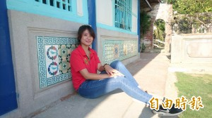 她真的不姓陳!這區公所有模特兒級女職員 姓東