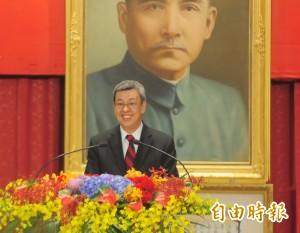 陳建仁接見教廷前駐日內瓦聯合國大使 再盼教宗能訪台