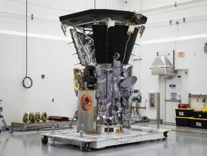 天文大突破!  NASA探測器飛越太陽   創最「接近」紀錄