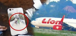 印尼獅航墜海恐無人生還 神秘夫婦手機殼引關注