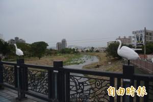 旱溪「大康橋計畫」 明年延伸至鷺村橋到日新橋河段