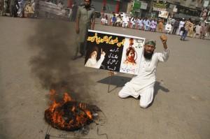 基督徒被控瀆神 巴基斯坦最高法院推翻死刑判決