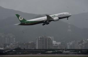 長榮、紐航、新航接力 11月的台灣天空「很787」