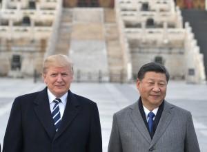 川普與習近平通電話 聊貿易、北韓