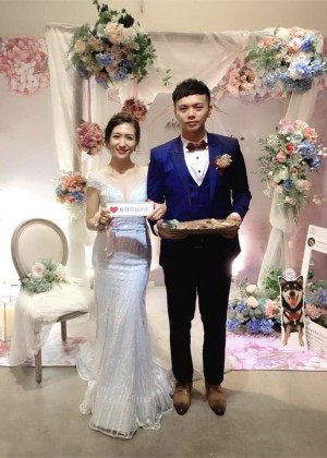 喜糖、捧花全都自己來 手作狂新娘PO照讓網友想婚了!
