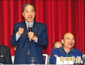 韓國瑜反年改喊「能撈就撈」 立委批:中國人渣還配選高雄市長嗎?