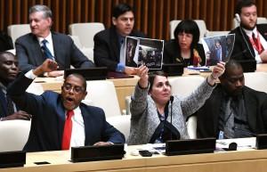 聯合國以壓倒性票數 反對美國對古巴經濟禁運