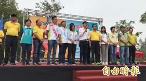 陳其邁批韓:迴避辯論,不敢直球對決