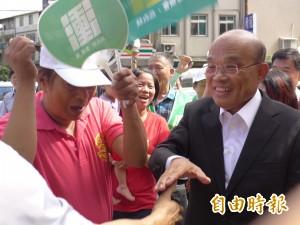 六都辯論獨缺新北 蘇貞昌:市民不要縱容侯友宜這麼任性