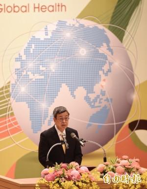 副總統見渣打集團副主席:持續加強國際金融合作