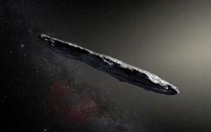 驚!哈佛研究:去年通過太陽系雪茄星體 可能是外星飛船