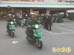 郵差年逾5百件交通事故 中華郵政與公總辦教育訓練
