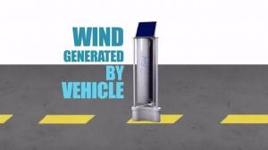 風力能源不浪費 這台發電機靠車流就能發電!