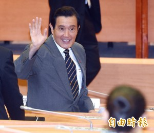 馬英九提中國「新三不」 段宜康:就是一不「不反抗」