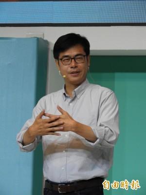韓國瑜網路聲量背後疑有中國假帳號? 陳其邁這麼說