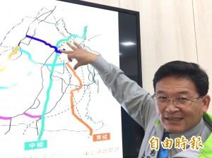 南彰化蓋捷運選戰交鋒 邱建富:錢坑的倒閉計畫