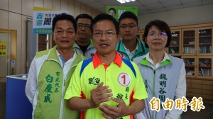 王惠美訴求南彰化蓋捷運 魏明谷:會變蚊子捷運