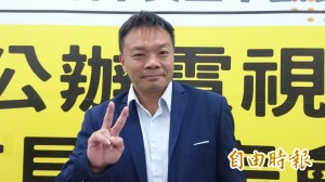 台南市長政見會 高思博再咬大創案