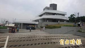 新北最大托老中心才開幕就有老婦跌傷 市民促檢討設計