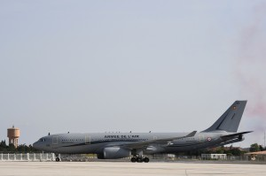 南韓引進首架A330 MRTT空中加油機 戰機續航大提升