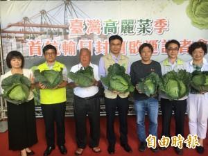雲林菜價為何拉不動  農委會副主委這樣說