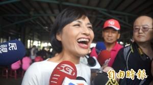 邱議瑩喊話遭扭曲   李永得挺妻:她已向NCC陳情