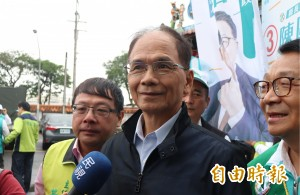 游錫堃籲選民給宜蘭機會 陳歐珀再邀林姿妙辯論