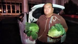 「髮蠟哥」二崙無人知! 菜農痛批他一跪害菜價崩盤