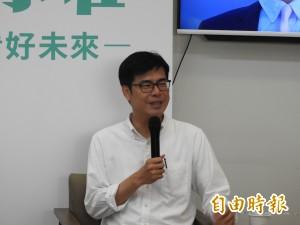 韓國瑜說他不是迷幻藥 陳其邁認為要對症下藥