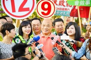 再轟侯友宜    蘇貞昌:副市長不繳稅是最壞示範
