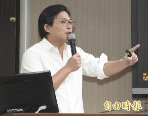 吳敦義時代愛河水能喝? 黃國昌:侮辱台灣公民社會智力