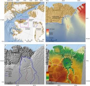 格陵蘭冰河下現隕石坑!  研究:可能曾衝擊北半球氣候
