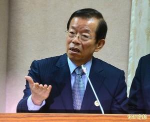 韓粉稱吳敦義市長時期可生飲愛河水 謝長廷說話了!