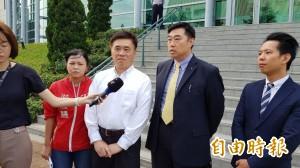 「反核食」公投案重新公告 領銜人郝龍斌聲請假處分
