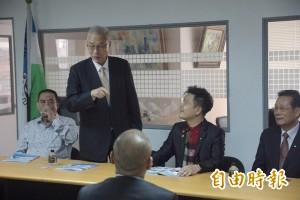 吳敦義高雄輔選出惡言   暗罵陳菊「肥滋滋的大母豬」