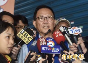 AIT主席警示外部勢力影響台灣選舉 丁守中:選民要睜大眼睛