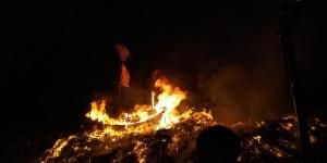 小琉球迎王畫句點   中澳沙灘燒王船送王落幕