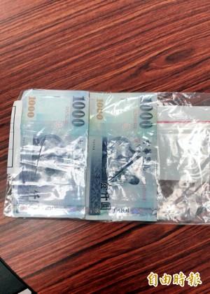 台東1鄉長候選人妻現金買票被羈押 18萬元交保