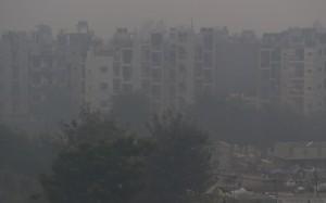 無處可躲!印度德里空氣汙染 室內比室外嚴重