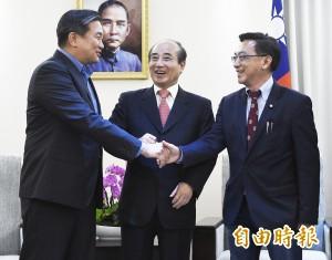 審查勞基法議事爆衝突 藍綠和解王定宇獲不起訴