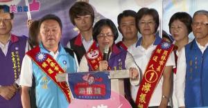 王惠美針對「彰南捷運」下戰書 魏明谷爽快答應辯論
