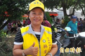 涉每票1千元賄選   國民黨籍屏東議員候選人林釆穎收押