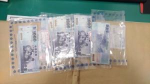 涉幫議員買票   查扣1萬6千元、樁腳收押