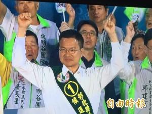 藍綠衝刺選前之夜 王惠美回防鹿港、魏明谷固守彰市