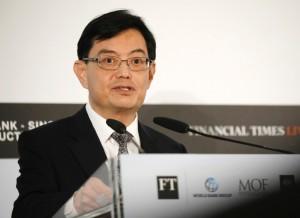 新加坡第4代接班人選 財長王瑞杰呼聲高