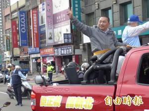 黃國昌表態挺蘇貞昌 侯友宜只回1句話