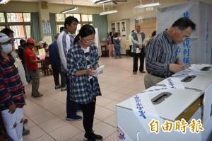 九合一選舉、公投投票 警政署:撕毀選票等狀況共123件