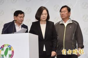 「謝謝台灣人民對我們的教訓」 段宜康:敗選的關鍵在...