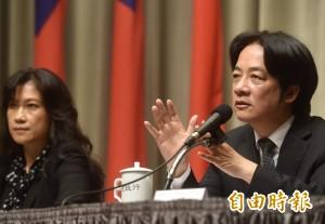 賴揆、陳菊請辭獲慰留 藍委:內閣已不受人民信任