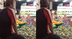 超狂!播電音唱Rap賣水果逾2年 這老闆讓網友都跪了